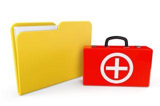 In case of emergency file